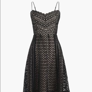 ✨ NWT J Crew Daisylace black dress 12 ✨